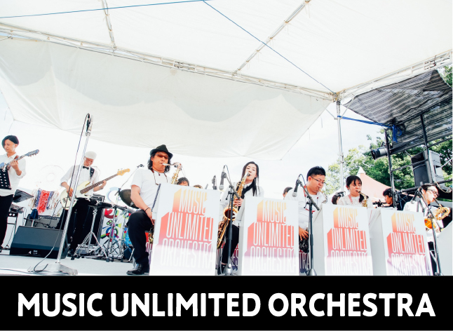 MUSIC UNLIMITED ORCHESTRA